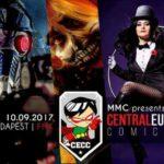 CECC- Central European Comic Con: Zero Edition – Élménybeszámoló