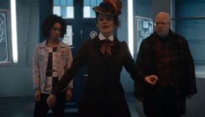 Doctor Who S10E11 – World Enough And Time