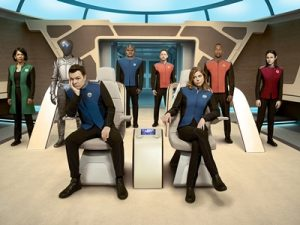 Pilotmustra: The Orville – Old Wounds