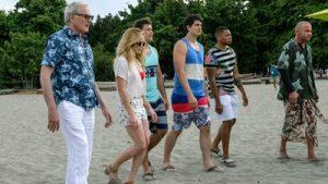 Legends of Tomorrow S03E01 – Aruba-Con