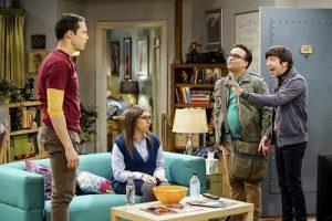 Big Bang Theory S11E08 – The Tesla Recoil