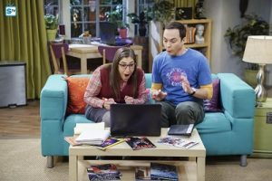Big Bang Theory S11E10 – The Confidence Erosion