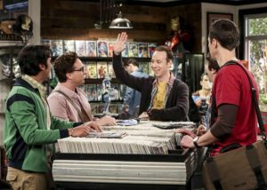 The Big Bang Theory S11E09 – The Bitcoin Entanglement