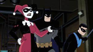 Van valakinek gyufája? – Batman and Harley Quinn (2017)