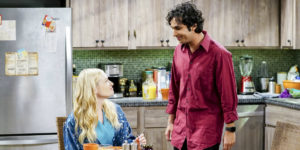 The Big Bang Theory s11E14 – The Separation Triangulation