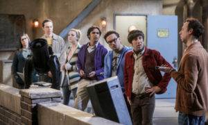 Big Bang Theory S11E21 – The Comet Polarization