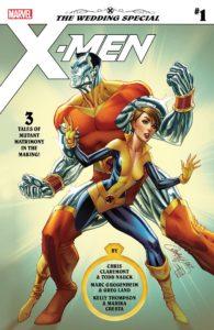 X-Men: The Wedding Special (2018)
