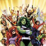 5+1 belevaló Marvel-csaj, akiről lehet, még nem hallottál