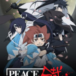 A smasszer ideges – Peacemaker Kurogane