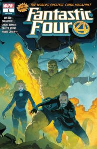 A Marvel első családja visszatér – Fantastic Four #1