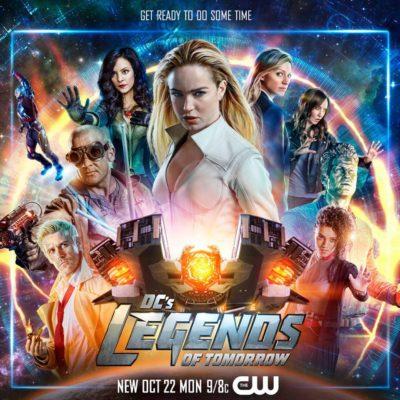 Új plakáttal jönnek a Legendák!