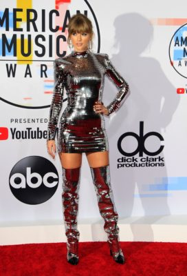 Tarolt Taylor Swift az idei American Music Awards-on