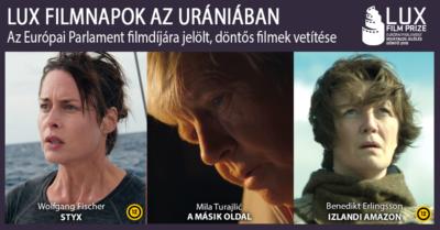 LUX FILMNAPOK az Uránia Nemzeti Filmszínházban