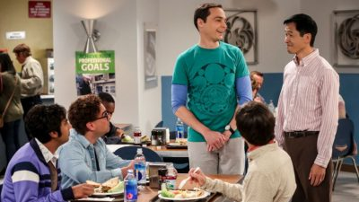Big Bang Theory S12E04 – The Tam Turbulence