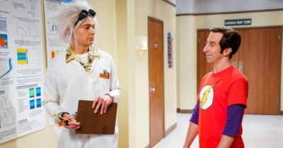 Big Bang Theory S12E06 – The Imitation Perturbation