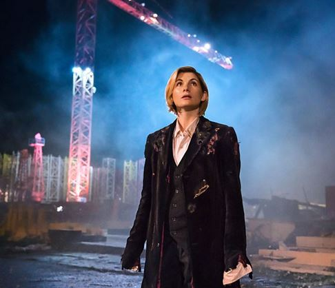 Doctor Who S11E01 – The Woman Who Fell To Earth