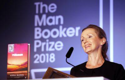 Átadták Man Booker-díjat