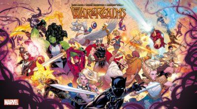Jön a Világok Háborúja – Ízelítőt kapott a következő Thor crossover event