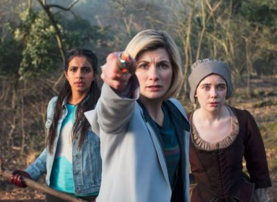 Doctor Who S11E08 – The Witchfinders