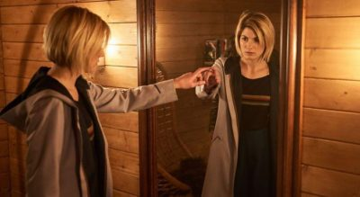 Doctor Who S11E09 – It Takes You Away