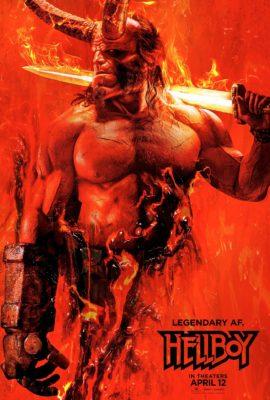 Óriásit bukott az új Hellboy a mozikban