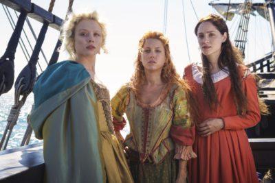 Bemutatták a Magyarországon forgatott Jamestown sorozatot