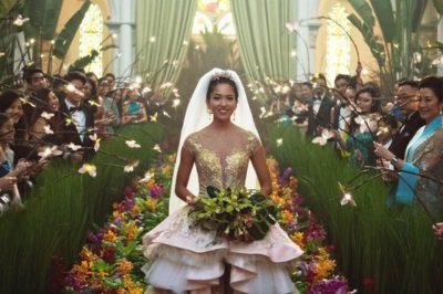 Gazdagok és szépek Szingapúrban – Crazy Rich Asians