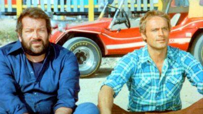 Terence Hill a Heim Pál gyermekkórháznak adományozza ikonikus filmbéli járművét
