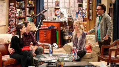 Big Bang Theory S12E15 – The Donation Oscillation