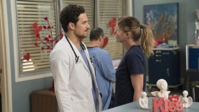 Grace Klinika S15E12 – Girlfriend in a Coma