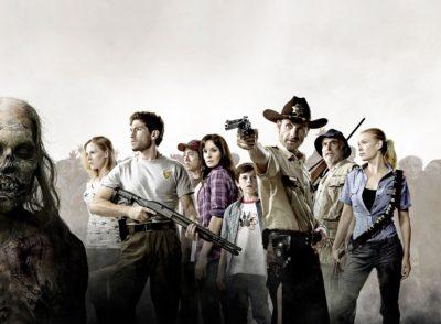 Áprilistól elérhető a Walking Dead az HBO GO-n