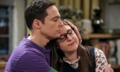 Big Bang Theory S12E19 — The Inspiration Deprivation