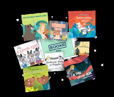 Ingyen gyerekkönyvek április 23-ig