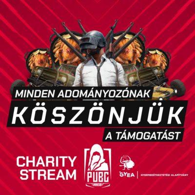 Mintegy másfél millió forintot gyűjtöttek magyar gamerek az éhező gyerekeknek