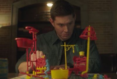 Supernatural S14E17 – Game Night