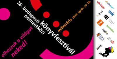 26. Budapesti Nemzetközi Könyvfesztivál