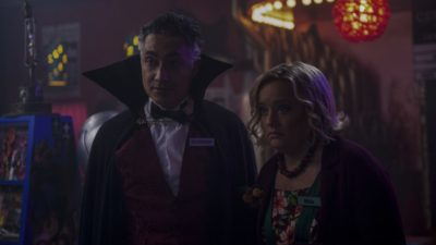 Chilling Adventures of Sabrina S2E4 – Doctor Cerberus's House of Horror