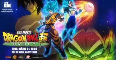 Dragon Ball Super: Broly a Pólus Mozi Anime Filmklubjában
