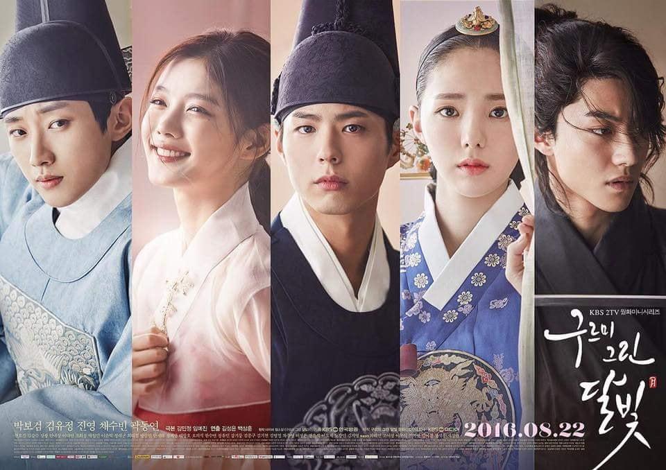 Love Under The Moonlight kosztümös K-drama