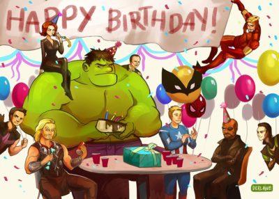 Megszólalnak a Gráciák — Boldog születésnapot, Marvel!