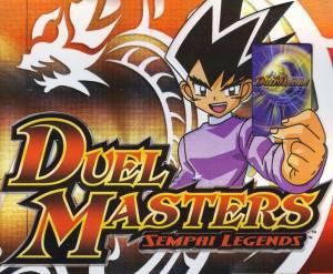 Mindig csak a tűz! – Duel Masters