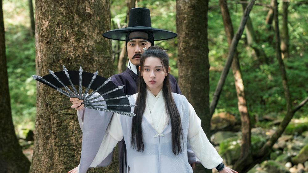 Kim Min nyomozó és a titokzatos hölgy