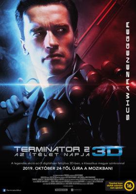 Visszatért a Terminátor 2 a mozikba!