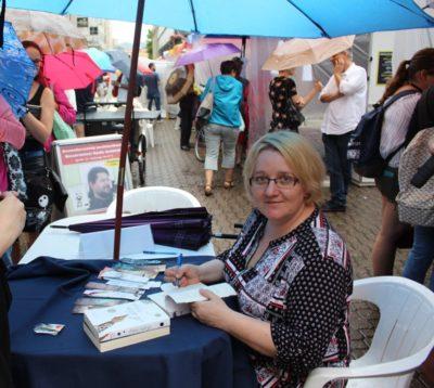 Interjú On-Sai írónővel
