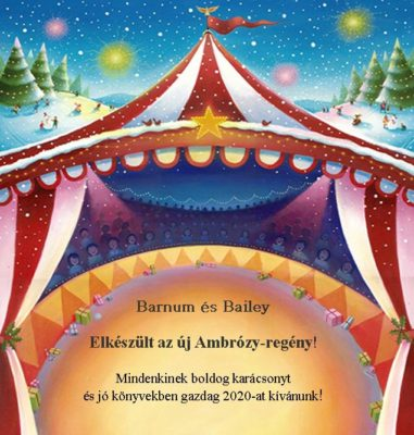 Új Ambrózy kötet jelenik meg
