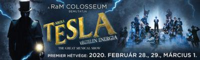 Februárban mutatják be a Nikola Tesla életéről szóló musicalt