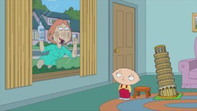 Egy esküvő, két temetés – Family Guy 17.évad