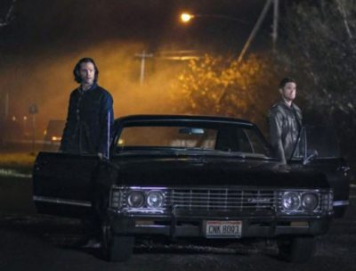Supernatural S15E10 – The Heroes' Journey