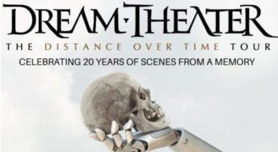 Jelenetek egy emlékből – Dream Theater koncert, 2020.02.08, Papp László Budapest Sportaréna