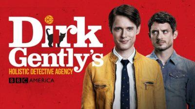 Öt sorozat Dirk Gently rajongóknak